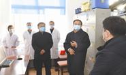 张古江到路北区调研检查疫情防控工作开展情况