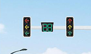 """""""问政唐山""""记者追踪:高新东道与龙泽路交叉口红绿灯配时已调整"""