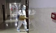 一线视频:唐山岭俊救援队首日消杀记录