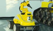 新华社聚焦丨唐山:文物智能消防机器人问世